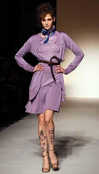 Vivienne Westwood Red Label - conta marrone