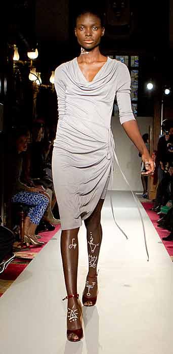 Vivienne Westwood Red Label - abito grigio