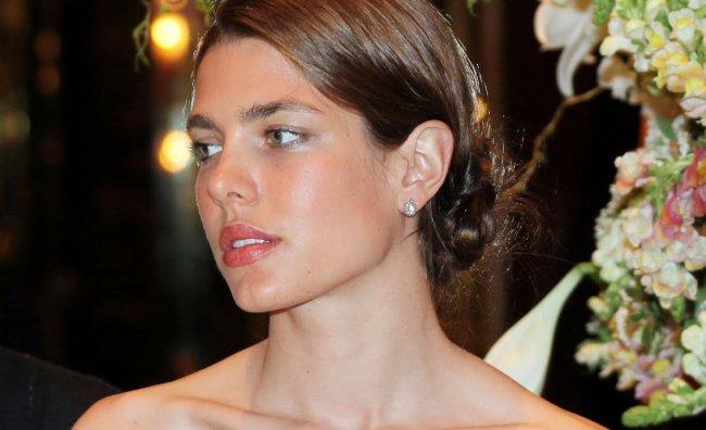 Charlotte Casiraghi nuovo volto di Gucci