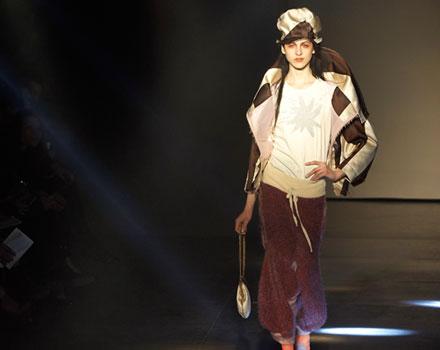 Vivienne Westwood 2012 2013 - giacca rombi