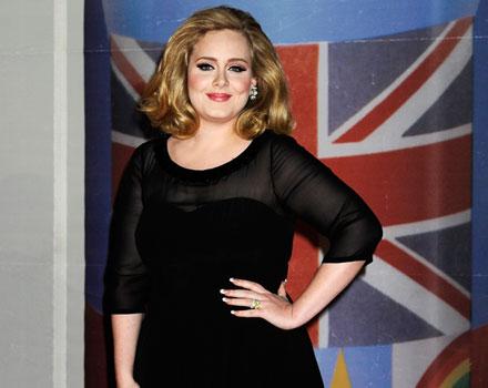 Attrici modelle Curvy - Adele