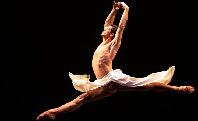 La danza di Roberto Bolle per la prima volta a Verona