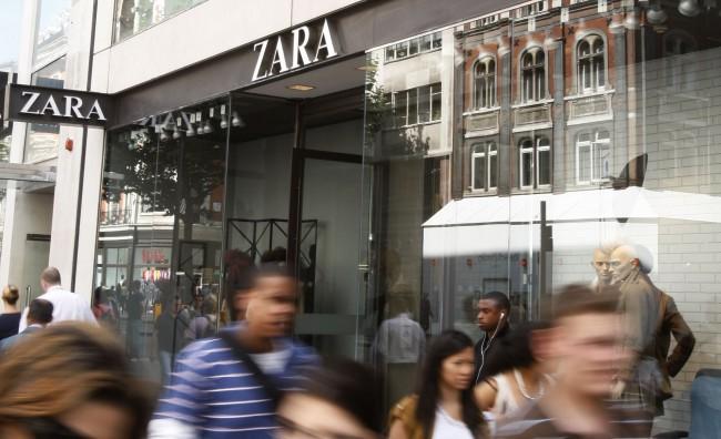 Zara inaugura il nuovo flagship store di New York