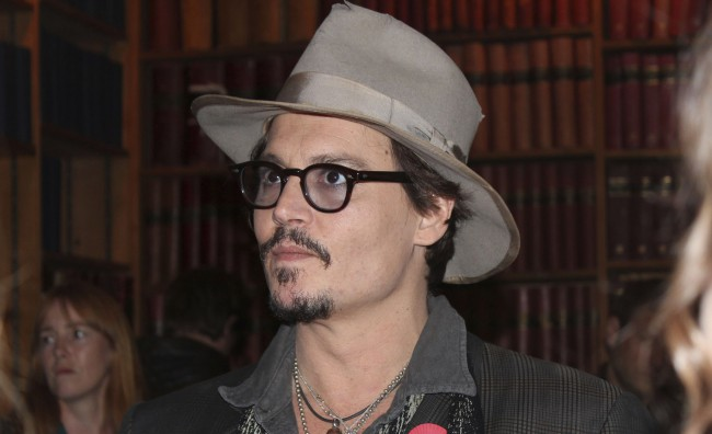 L'icona fashion 2012 è Johnny Depp