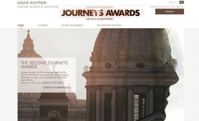 Louis Vuitton premia il cinema emergente