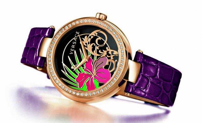 orologio versace Mystique Hibiscus