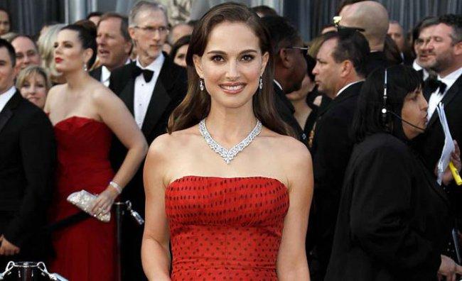 Quanto costa un abito di Natalie Portman?