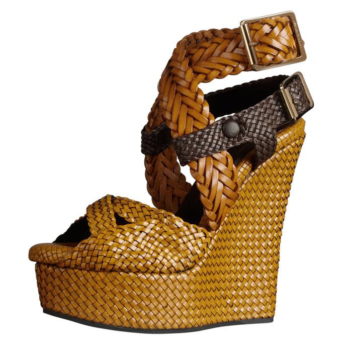 Sandalo Burberry