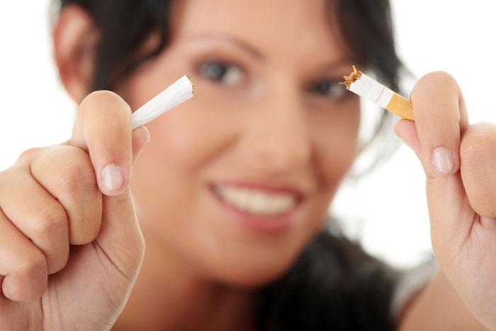 Eliminare il fumo