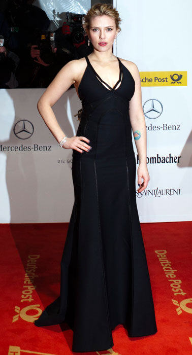 Attrici modelle Curvy - Scarlett Johansson