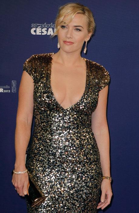 Attrici modelle Curvy - Kate Winslet