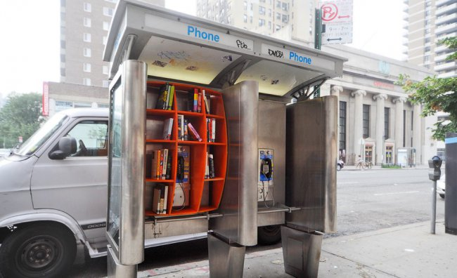 New York Bookcrossing