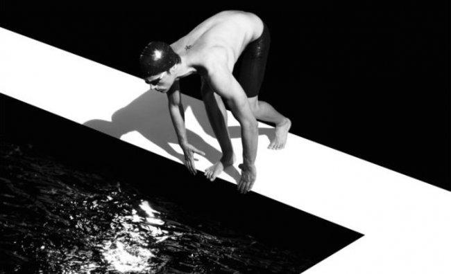 Armani presenta la linea EA7 per le Olimpiadi
