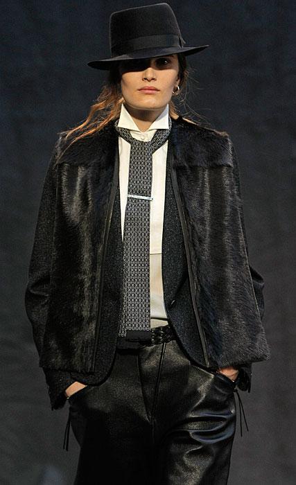 Hermès 2012 2013 - giacca nera