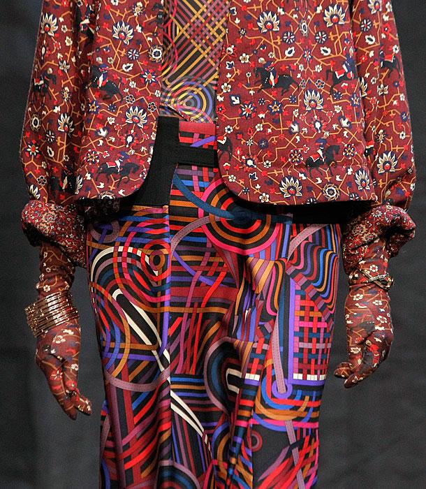 Hermès 2012 2013 - guanti colorati