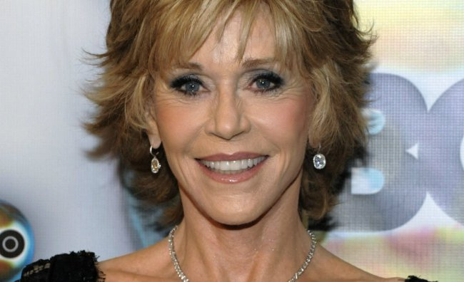Jane Fonda diventa Nancy Reagan