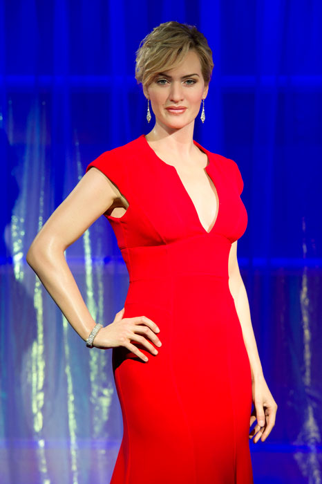 Kate Winslet - abito rosso