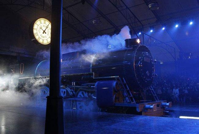 Louis Vuitton 2012 2013 - treno a vapore