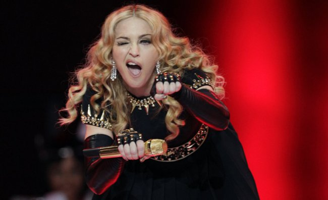 "Madonna in video chat: ""Se fossi Obama.."""
