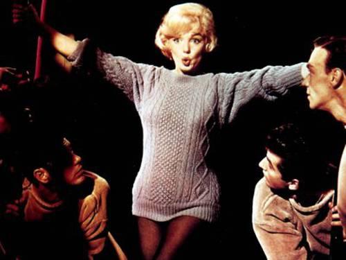 Marilyn Monroe - Facciamo l'amore