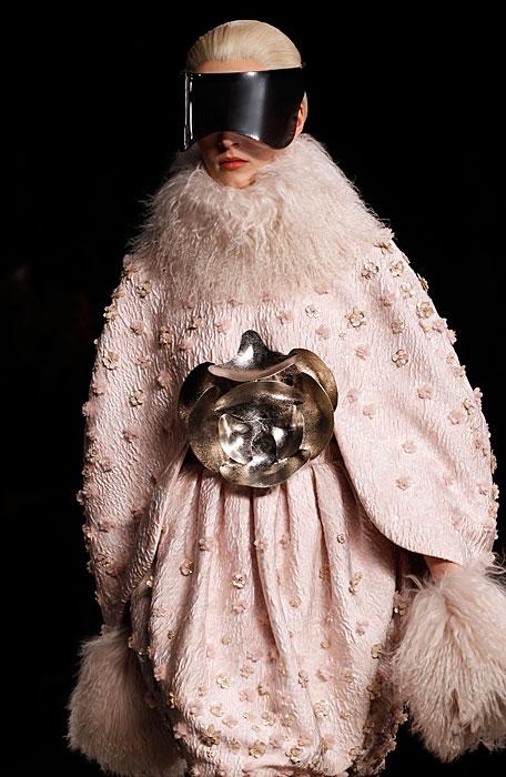 Alexander McQueen 2012 2013 - cinta argento