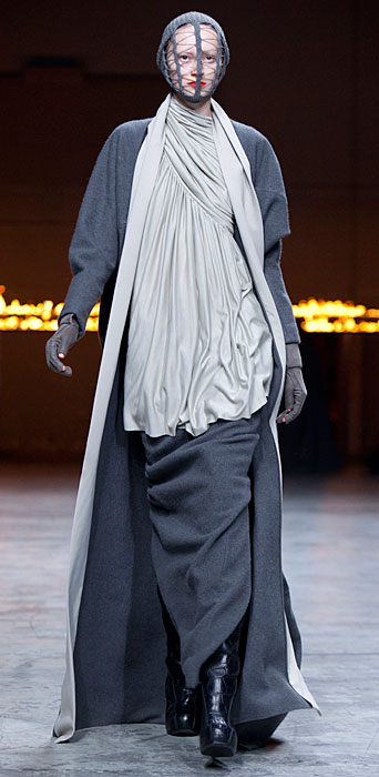 Rick Owens 2012 2013 - gonna lunga