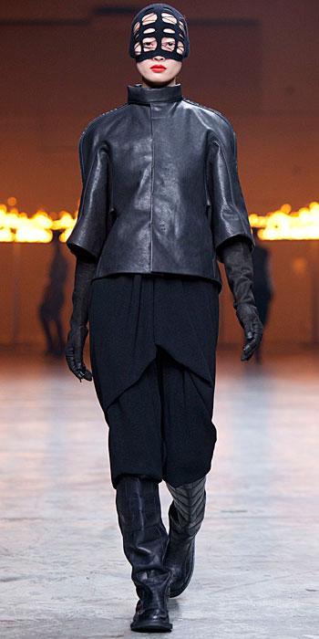 Rick Owens 2012 2013 - giacca nera