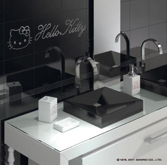 Salone Internazionale del Mobile 2012 - Hello Kitty