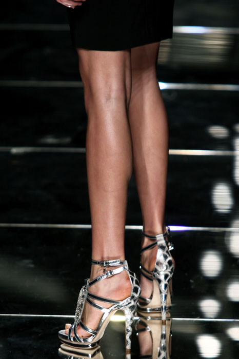 John Richmond scarpe tacco alto