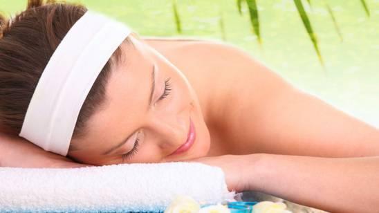 Spa: massaggio donna