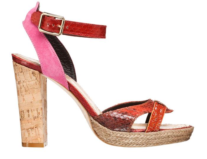Sandali tacchi alti Maliparmi