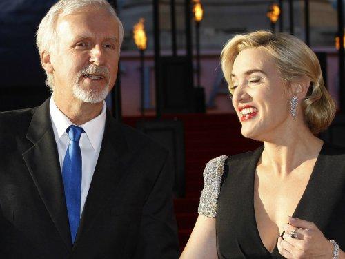 Titanic 3D - James Cameron, Kate Wislet