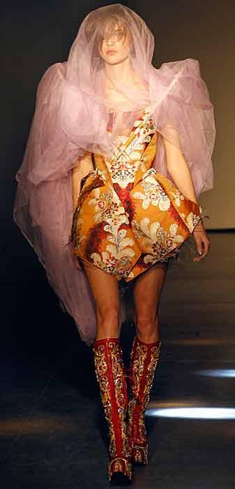 Vivienne Westwood 2012 2013 - stivale