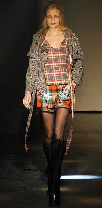 Vivienne Westwood 2012 2013 - stivali neri