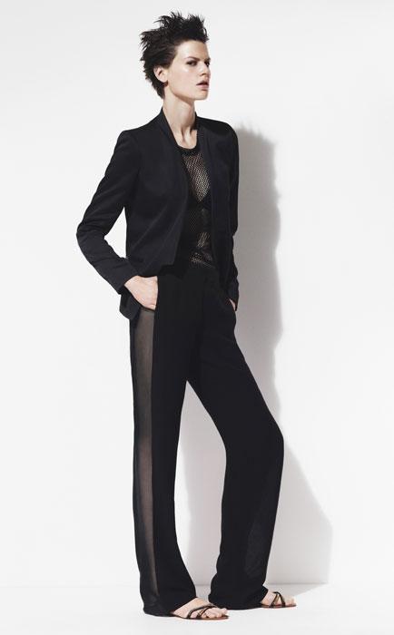 Zara donna - compelto nero