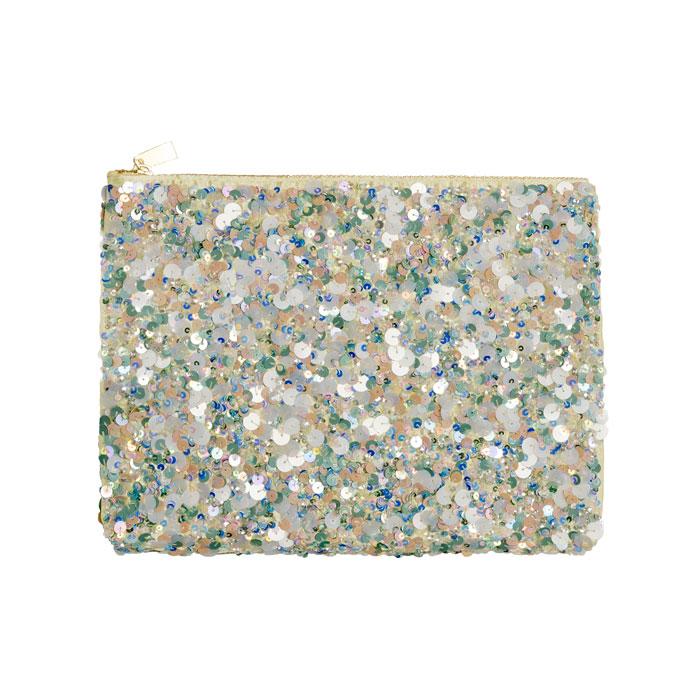 Zara 2012 - pochette con paillettes