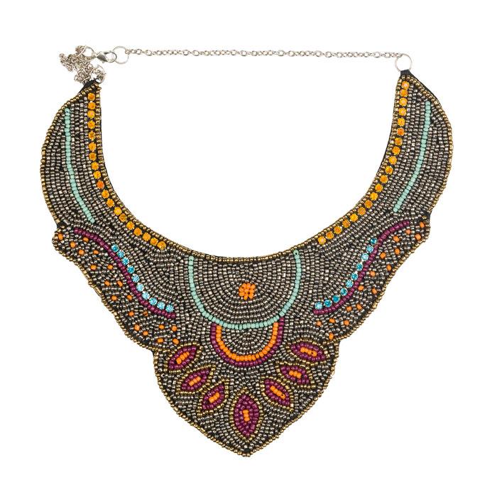Zara 2012 - collana con perline