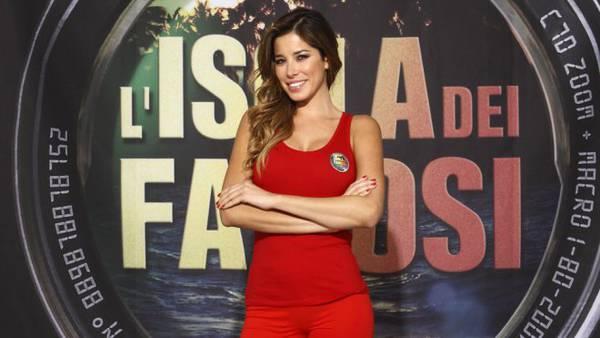 Aida Yespica - Isola dei Famosi 9