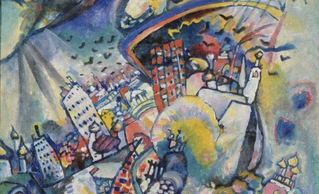 Chagall, Kandinskij, Malevich in mostra all'Ara Pacis