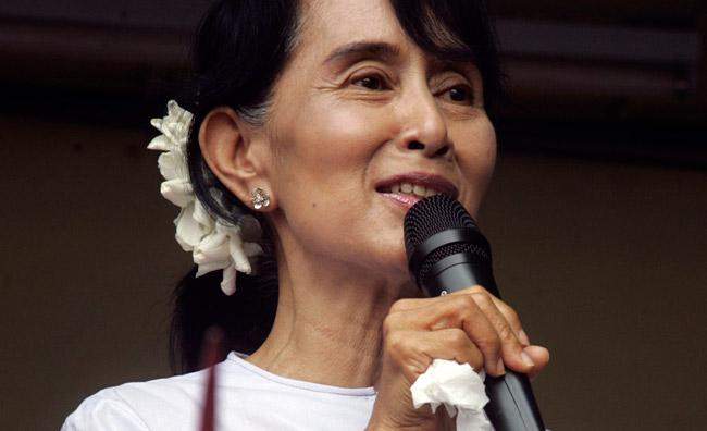 Il trionfo di Aung San Suu Kyi
