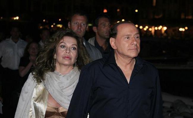Accordo in vista tra Berlusconi e Veronica Lario