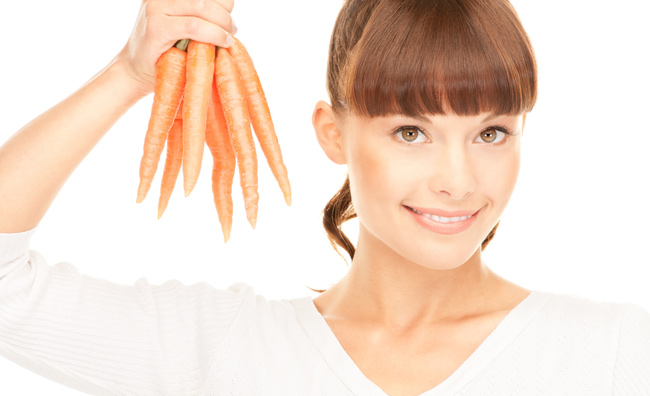I vantaggi del mangiare crudo
