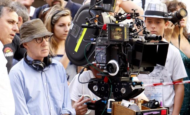Roma splende nell'ultimo film di Woody Allen