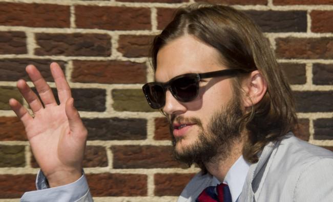 Ashton Kutcher sarà Steve Jobs sul grande schermo