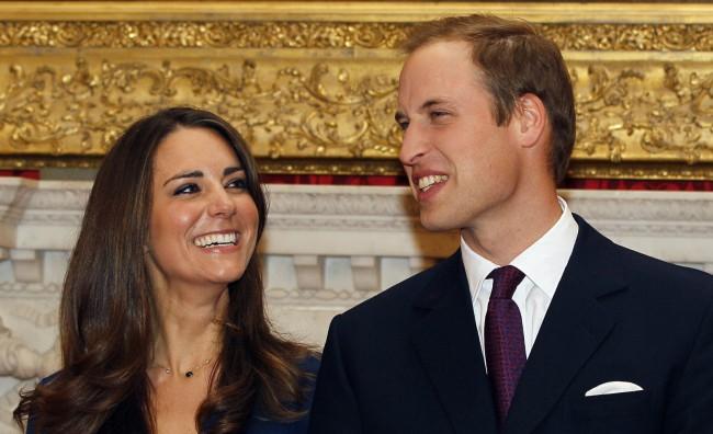 Kate-William, si punta sul bebè entro il 2013