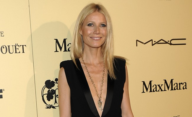 Anche Gwyneth Paltrow veste low cost con Lindex
