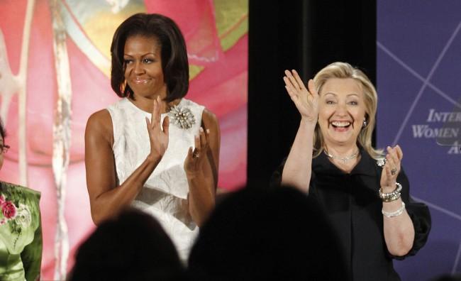 Negli Stati Uniti la politica è donna