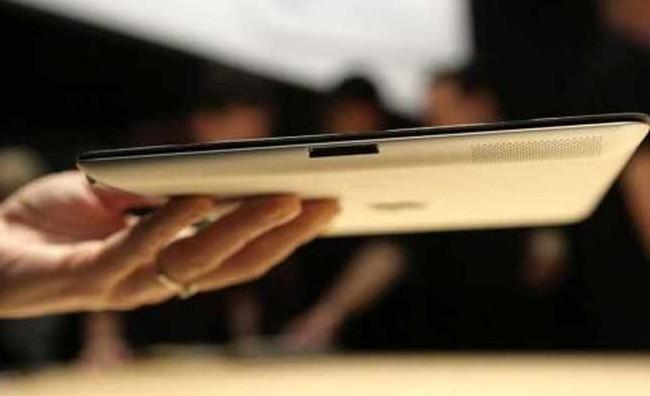 Way-C: si colora di rosa la risposta all'iPad