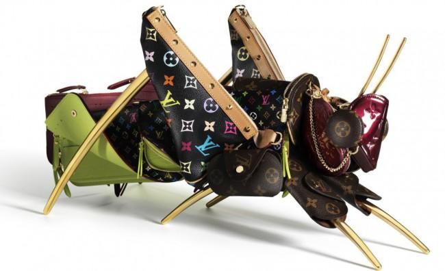 Louis Vuitton: l'accessorio diventa bestiale