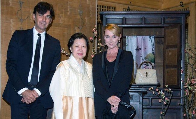 Gucci  per la tutela del patrimonio storico coreano